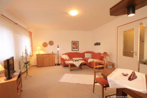 Apartment Morgentau im Haus Ferienidyll