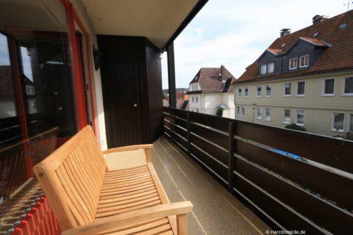 Balkon – Ferienwohnung Luisa