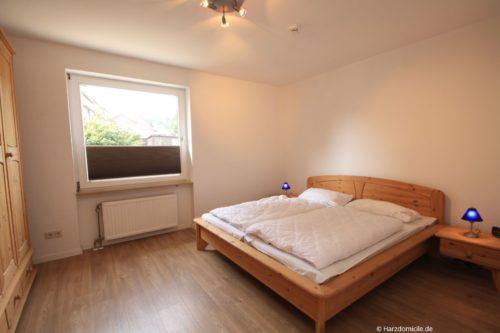 Schlafzimmer 1 – Ferienwohnung Luisa