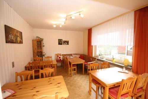 Wohn- /Essbereich – Ferienhaus Heine