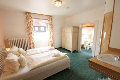 Schlafzimmer 5 – Gruppenhaus Fernblick