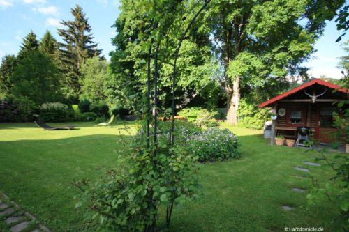 Garten – Gruppenhaus Fernblick