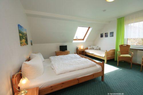Schlafzimmer 8 – Gruppenhaus Fernblick