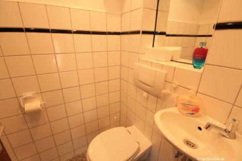 Gäste-WC – Ferienhaus Fernblick