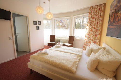 Schlafzimmer 4 – Ferienhaus Fernblick