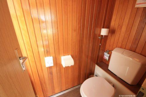 WC – Ferienhaus Fernblick