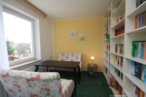 Bibliothek – Ferienhaus Fernblick