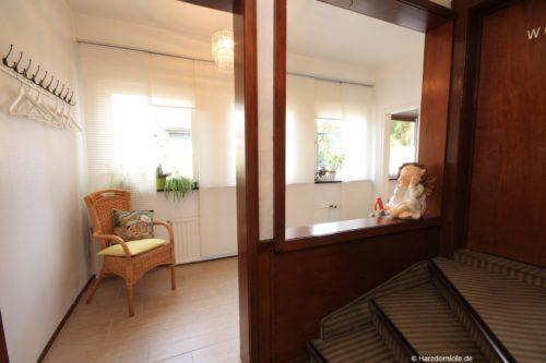 Eingangsbereich/Flur – Ferienhaus Fernblick