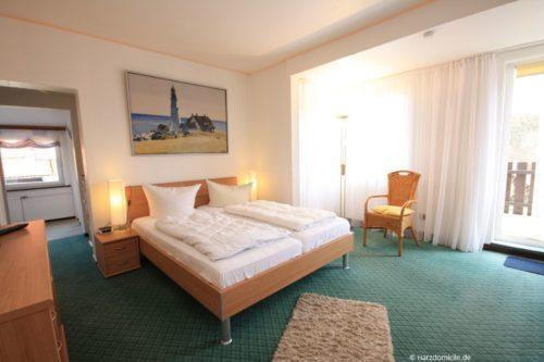 Schlafzimmer 1 – Ferienhaus Fernblick