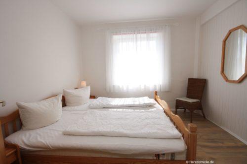 Schlafzimmer 3 – Ferienhaus Fernblick