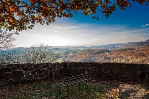 Herbst im Südharz. | © Andreas Levi