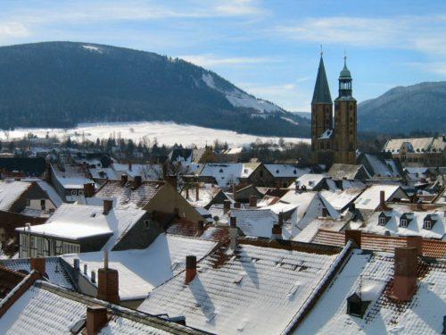 Blick über Goslar. | © GOSLAR marketing gmbh