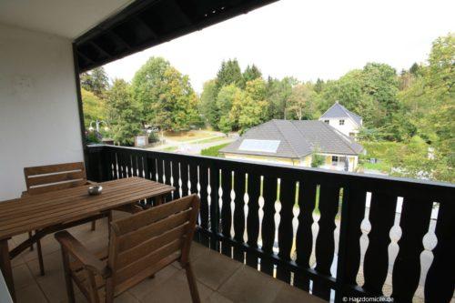 Balkon – Ferienwohnung Bergkristall
