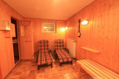 Sauna Ruheraum – Ferienwohnung Bergkristall