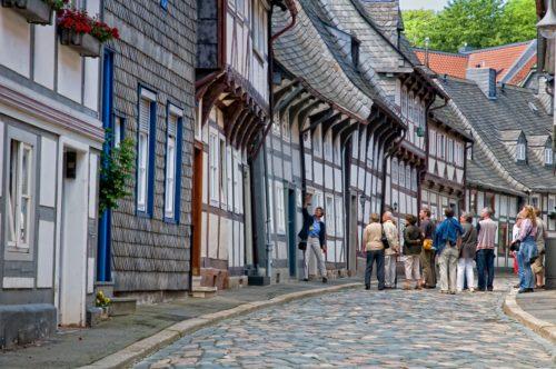 Stadtführung Goslar | © GOSLAR marketing gmbh, Stefan Schiefer