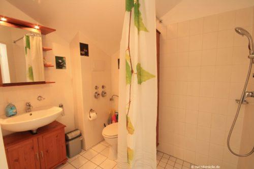 Badezimmer – Apartment Schöne Aussicht