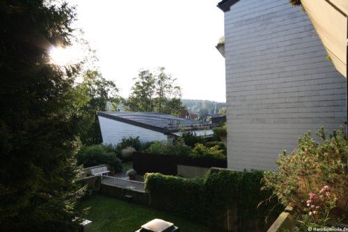 Blick von der Loggia – Ferienwohnung Tanja