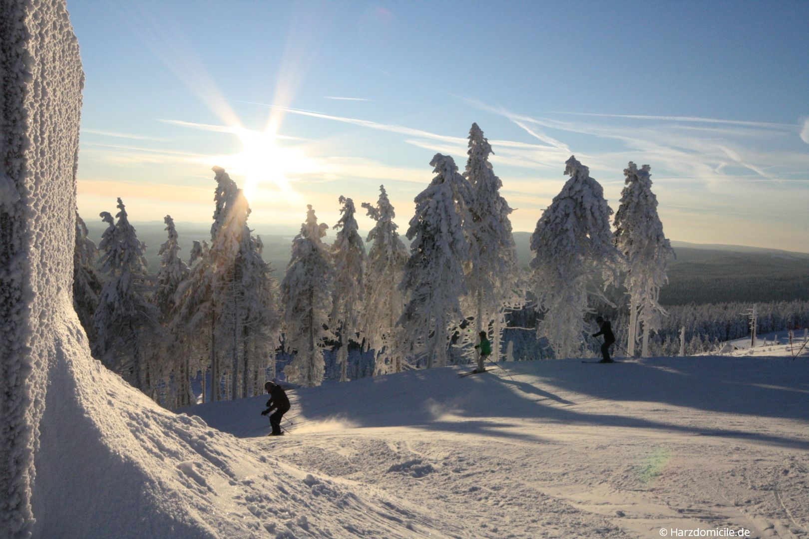 Pistenspaß im Harz
