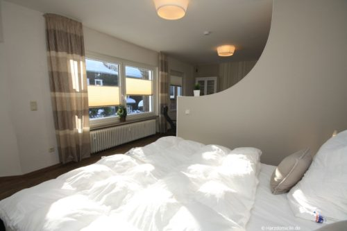 Wohn- /Schlafbereich – Ferienhaus Sandra