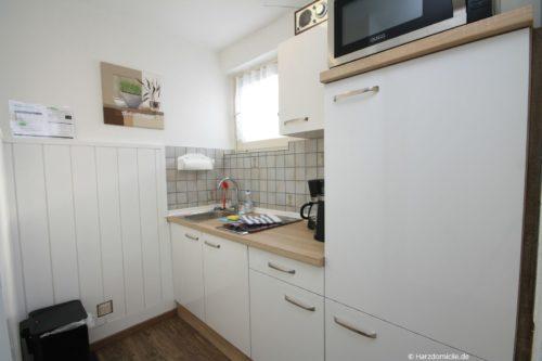 Küche – Ferienhaus Sandra