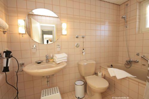 Badezimmer – Ferienhaus Sandra