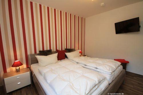 Schlafzimmer - Harz-Suite 1