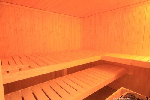 Sauna – Ferienwohnung Josephine
