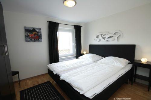 Schlafzimmer 1 – Ferienwohnung Annie