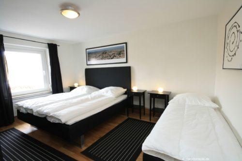 Schlafzimmer 2 – Ferienwohnung Annie