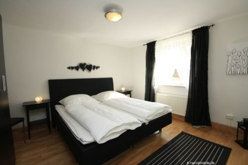 Schlafzimmer 3 – Ferienwohnung Annie