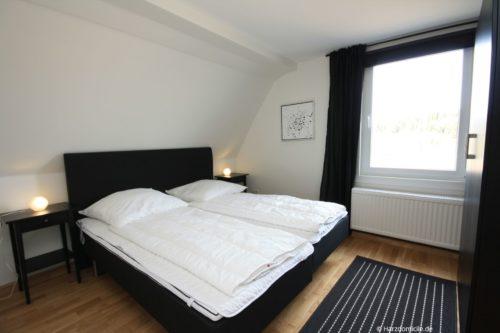 Schlafzimmer 1 – Ferienwohnung Josephine