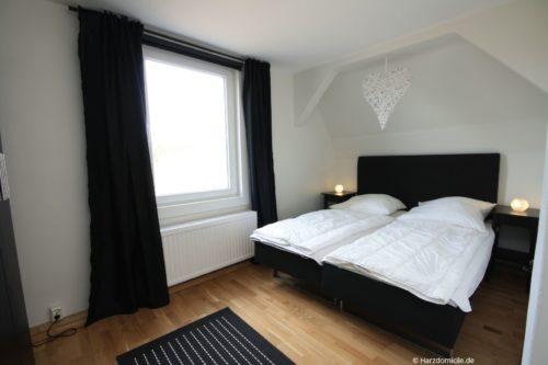Schlafzimmer 2 – Ferienwohnung Josephine