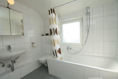 Badezimmer 1 – Ferienwohnung Josephine