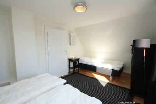 Schlafzimmer 3 – Ferienwohnung Josephine