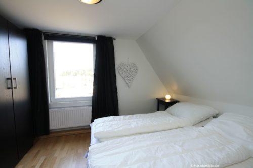 Schlafzimmer 4 – Ferienwohnung Josephine