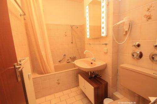 Badezimmer - Ferienwohnung Lieblingsort