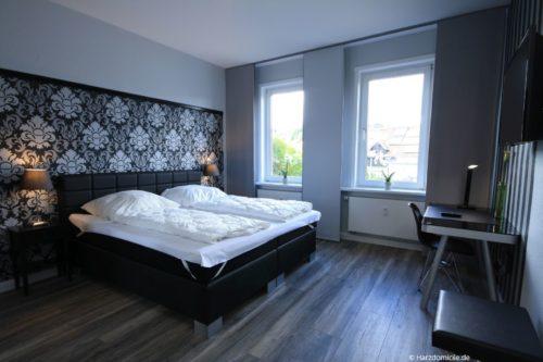 Schlafzimmer – Ferienwohnung Bergprinz