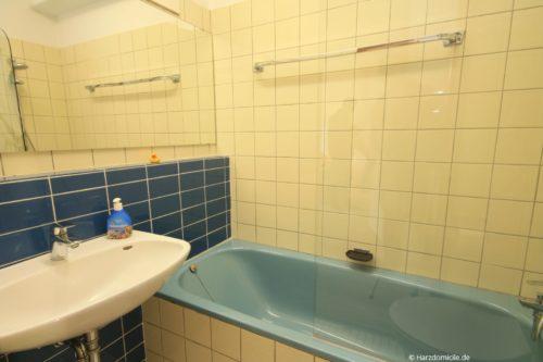 Badezimmer - Ferienwohnung Kesler