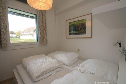 Schlafzimmer - Ferienwohnung Kesler