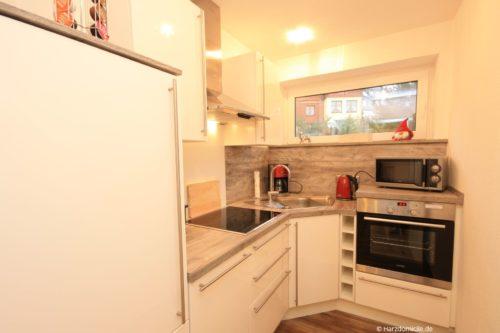 Küche – Harz-Suite 1