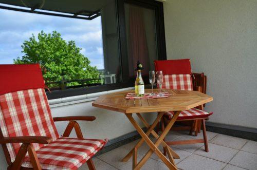 Balkon – Harz-Suite 1