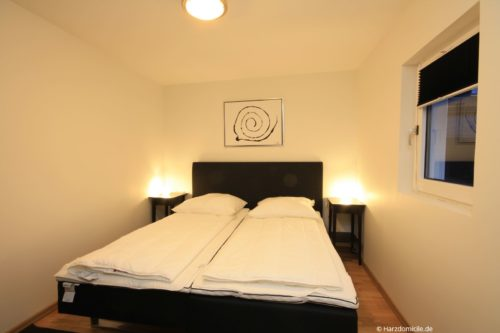Schlafzimmer 2 - Ferienhaus Alexander