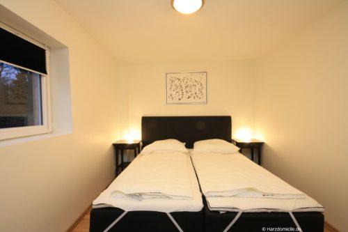 Schlafzimmer 1 - Ferienhaus Alexander