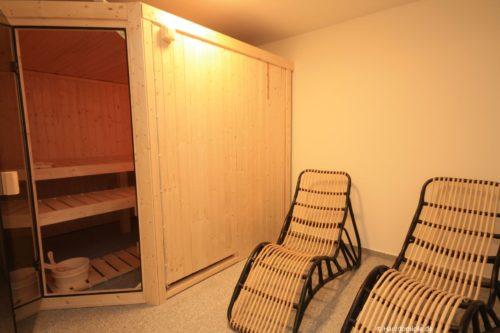 Sauna - Ferienhaus Alexander