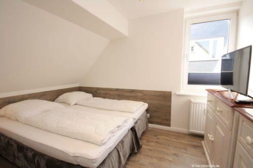 Schlafzimmer 2 – Ferienwohnung Wurmberg Perle