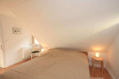 Schlafzimmer 3 - Ferienhaus Lauwenhaus