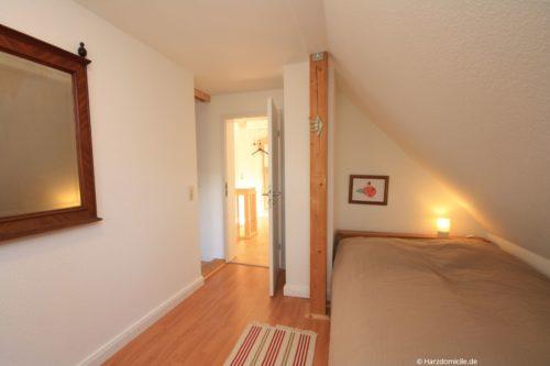 Schlafzimmer 2 - Ferienhaus Lauwenhaus