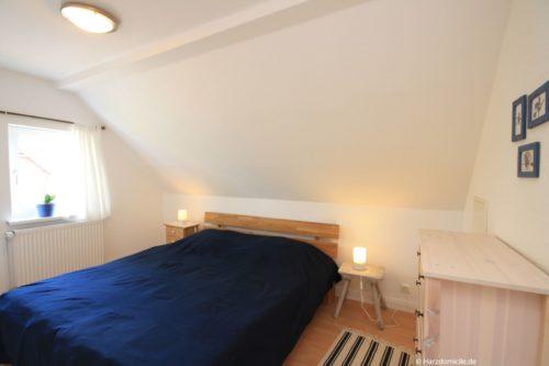 Schlafzimmer 1 - Ferienhaus Lauwenhaus