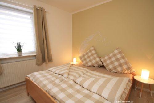 Schlafzimmer – Casa Rasa