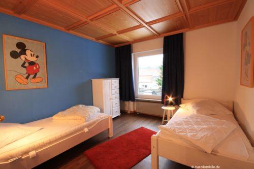 Schlafzimmer 2 - Ferienwohnung Carpe Diem